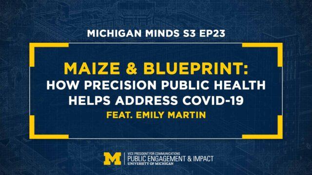 Maize & BLUEprint: Emily Martin