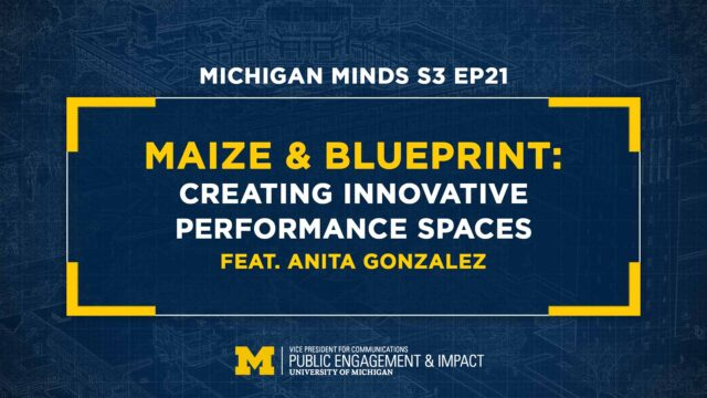 Maize and BLUEprint: Anita Gonzalez