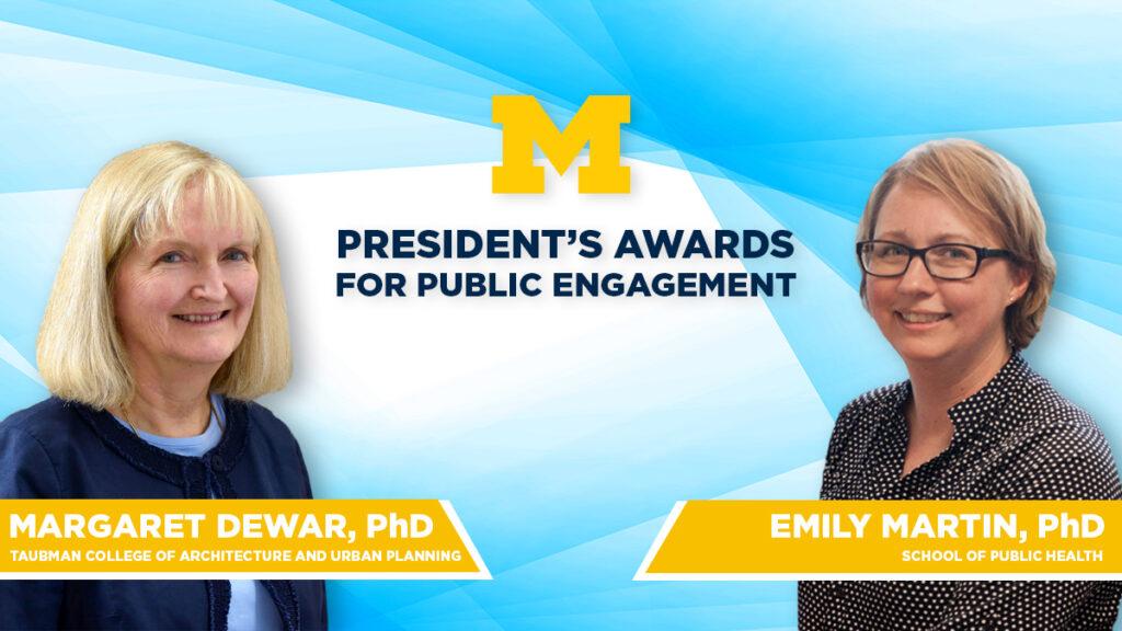 President's Awards for Public Engagement